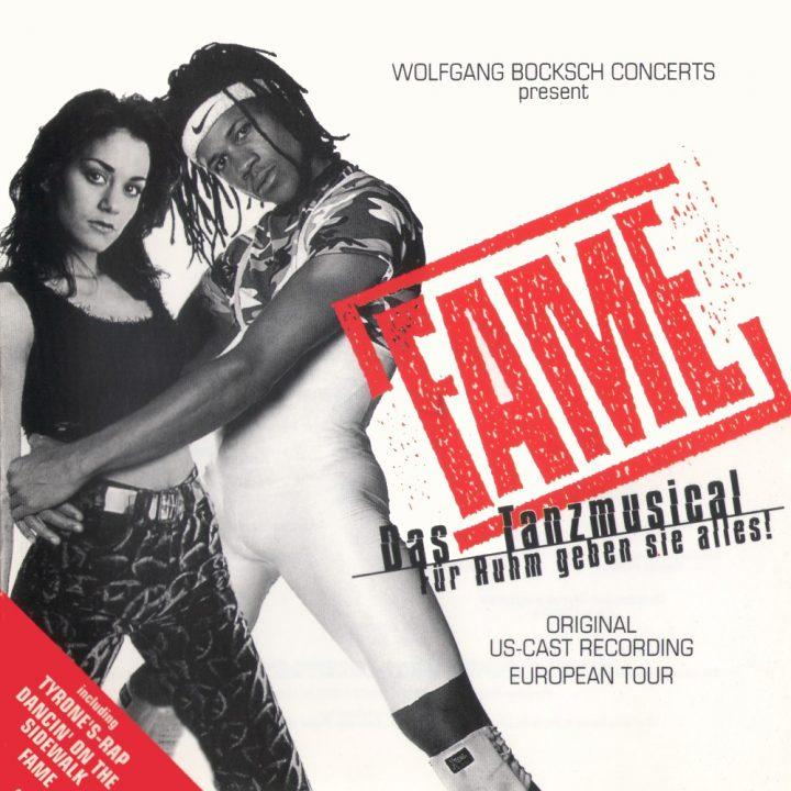 1997_FAME Das Tanzmusical – Castalbum_Cover_1000x1000