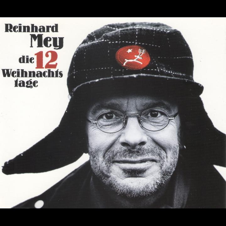 19981116_Reinhard Mey – Die 12 Weihnachtstage_Cover_1000x1000