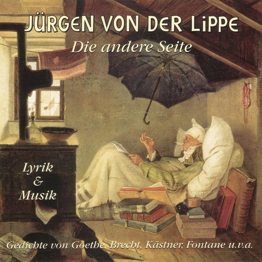 19991122_JürgenVonDerLippe–DieAndereSeite_Cover_1000x1000