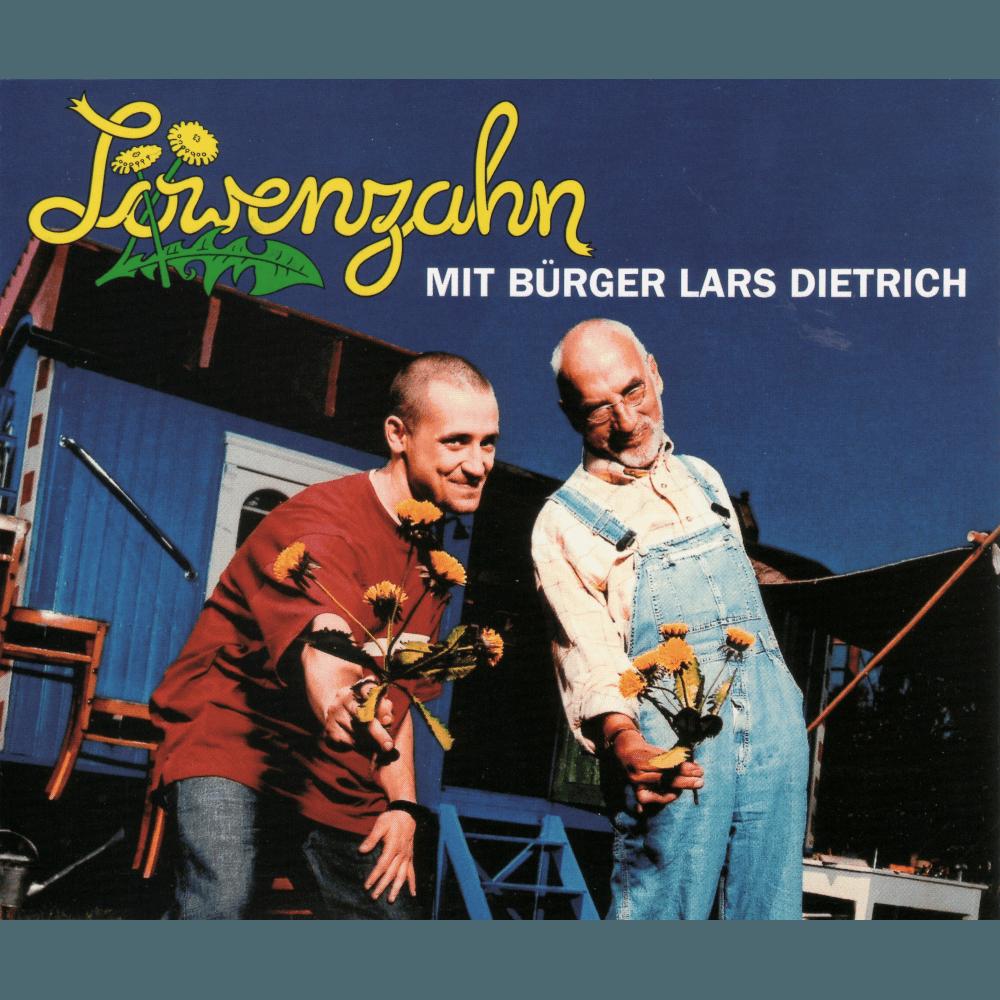 20000522_BürgerLarsDietrich–Löwenzahn_Cover_1000x1000