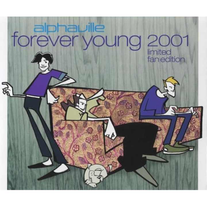 20010901_Alphaville – Forever Young 2001_Cover_500x500