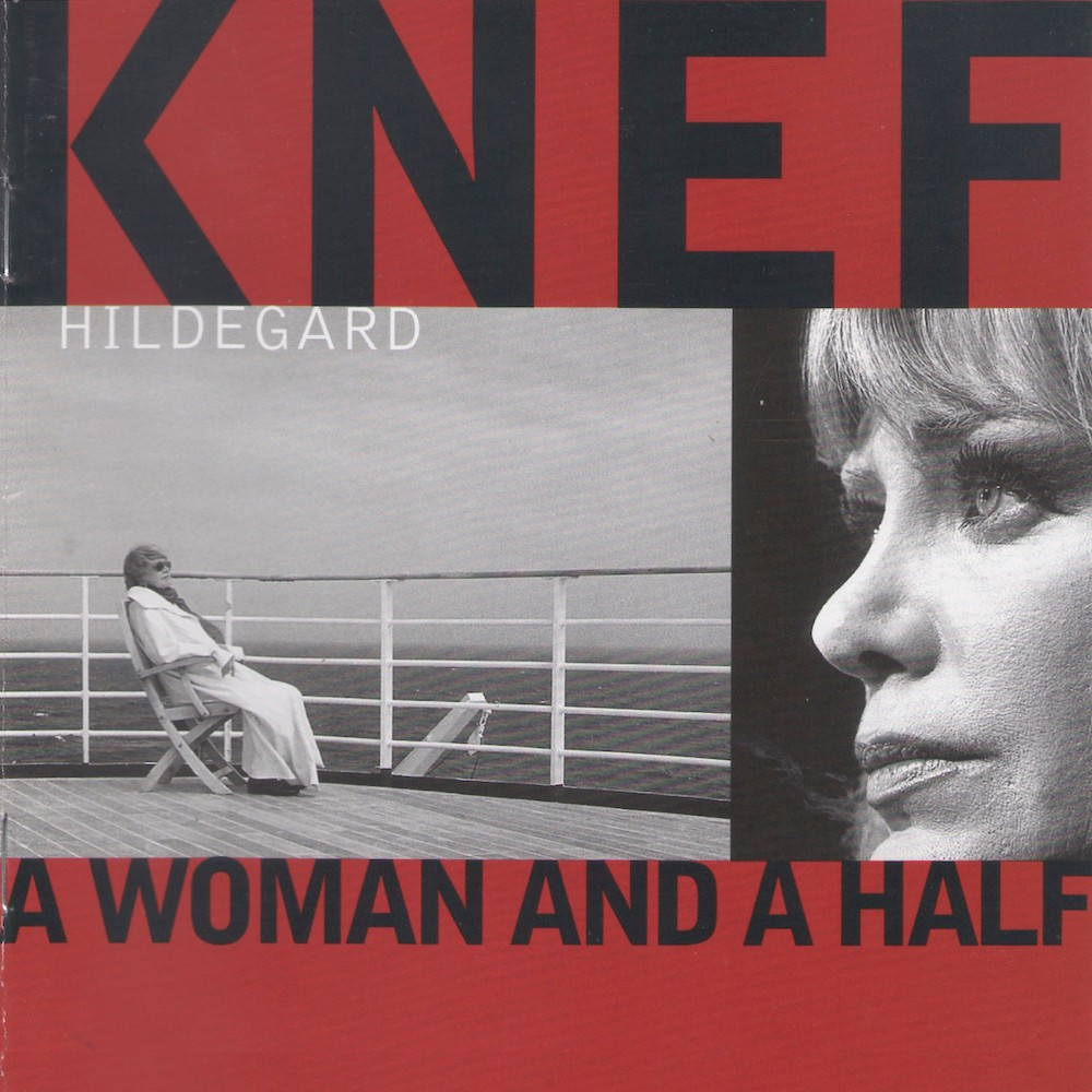 20030203_HildegardKnef_AWomanAndAHalf_Cover_1000x1000