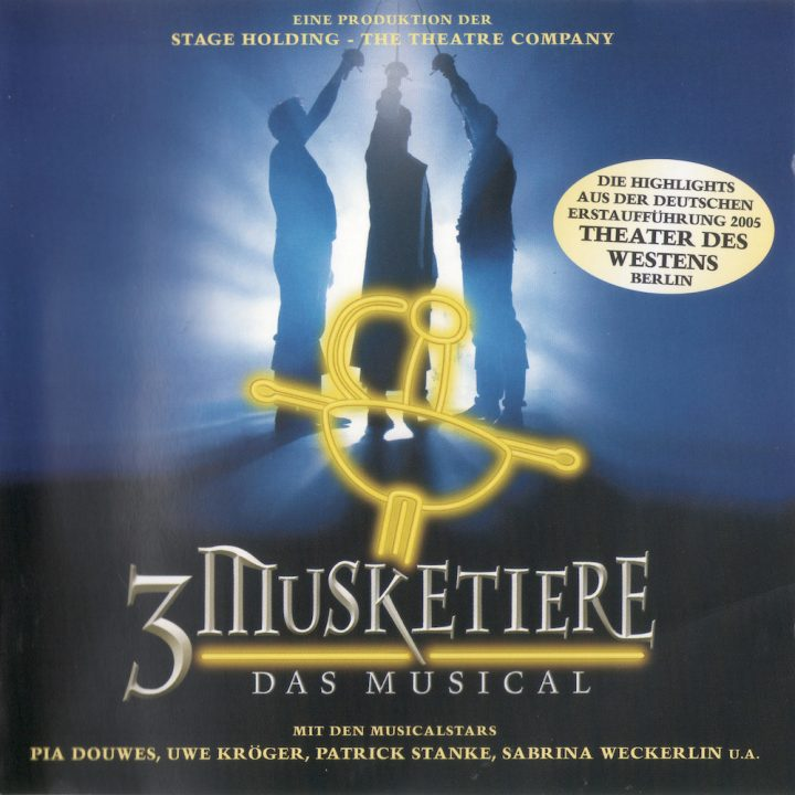 20050627_3 Musketiere-DasMusical_Cover_1000x1000