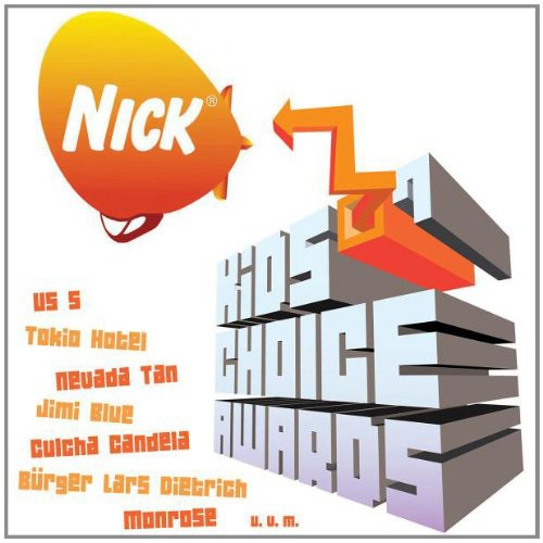 20071102_NICK Kids' Choice Awards 2007_Cover_500x500