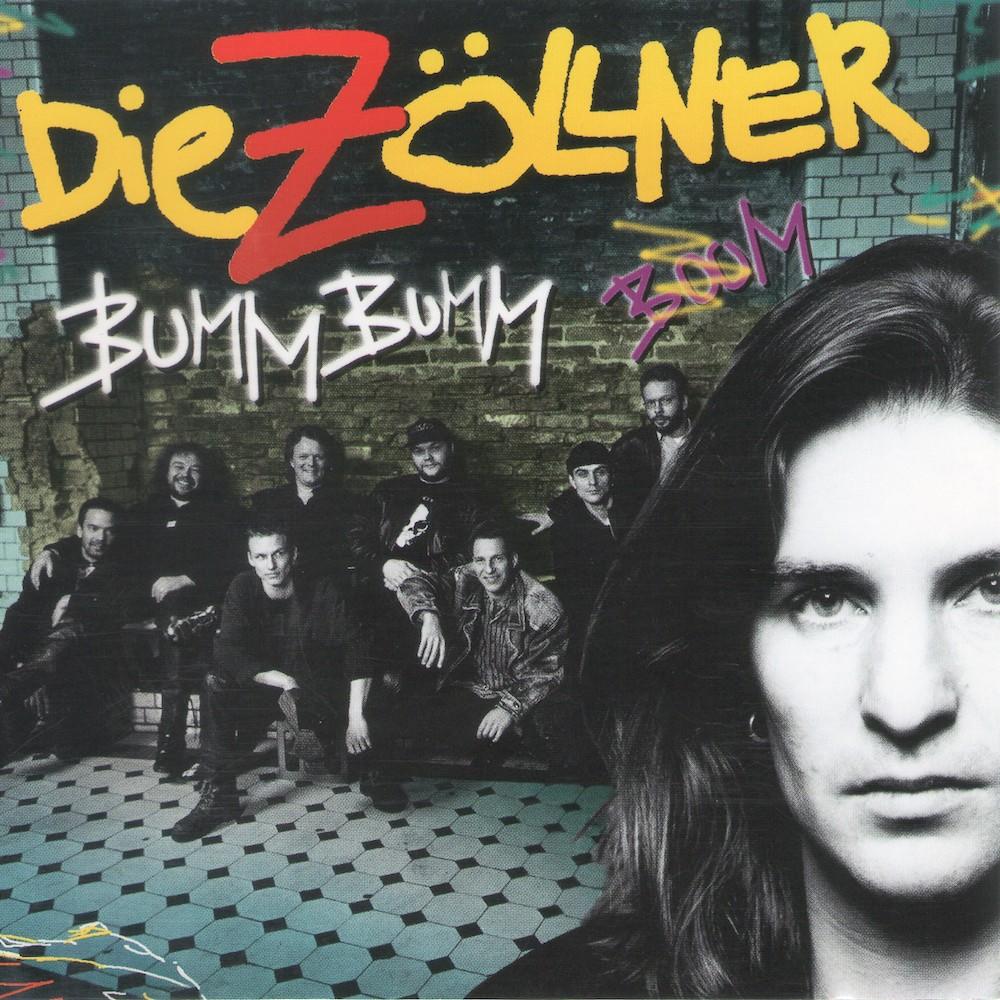 19960412_Die Zöllner – Bumm Bumm_Cover_1000x1000