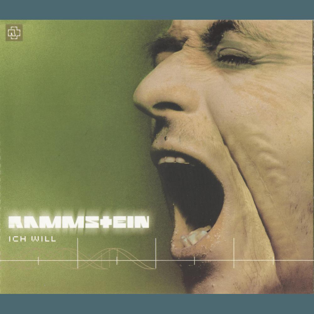 20010910_Rammstein – Ich Will_Cover_1000x1000