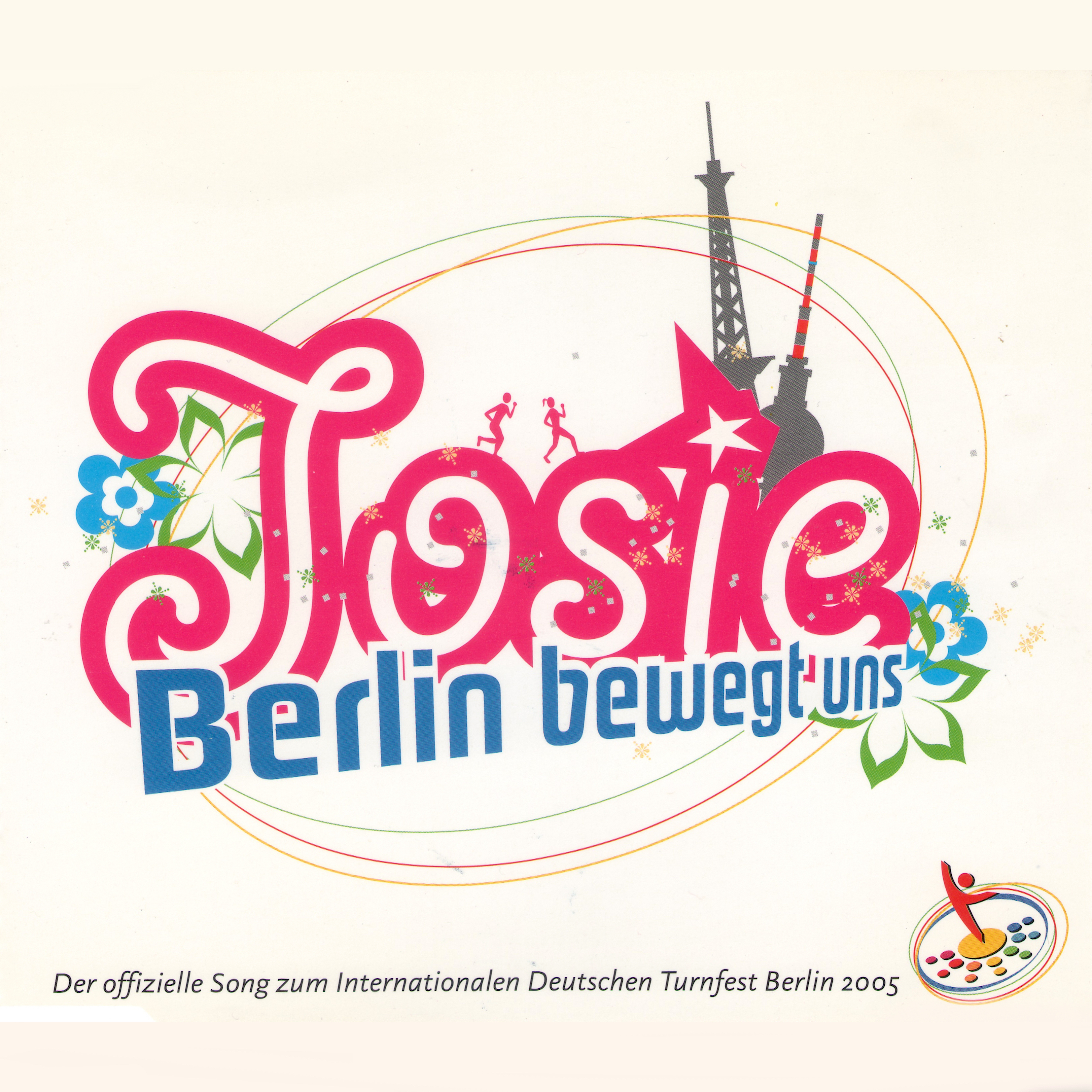 20041201_Josie–BerlinBewegtUns_Cover